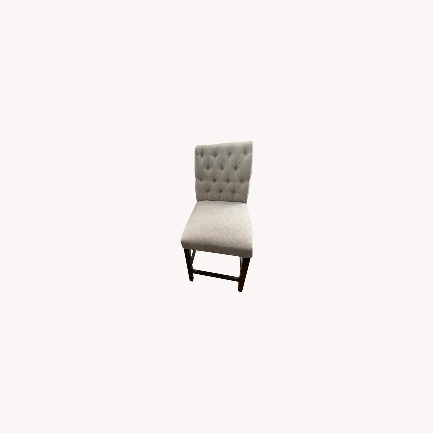 Ashley Furniture Counter Height Dining Chairs, 2 - image-0