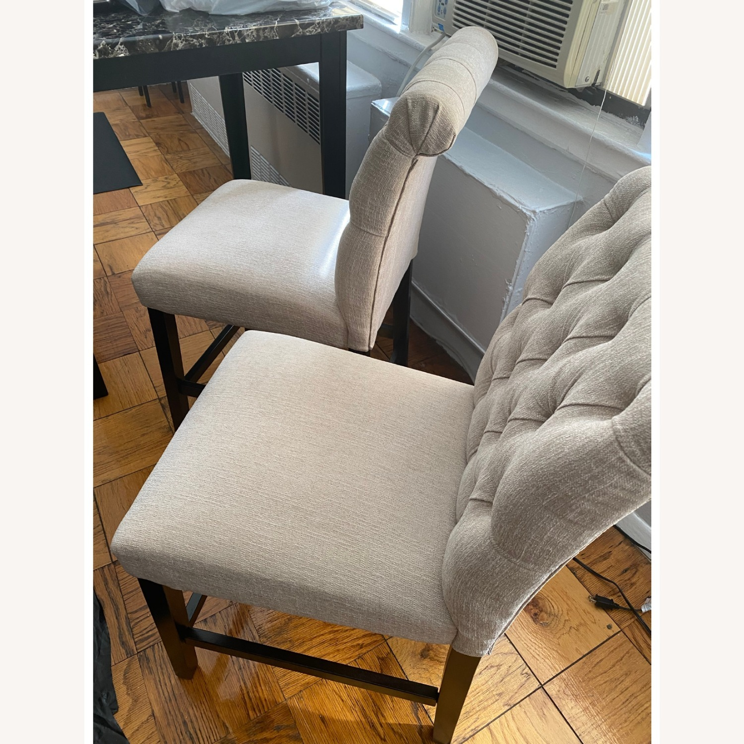 Ashley Furniture Counter Height Dining Chairs, 2 - image-2
