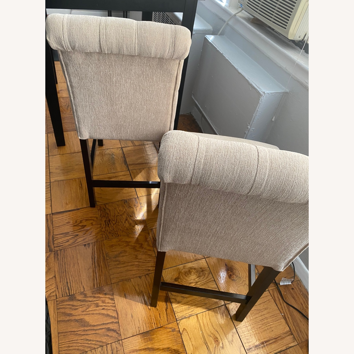Ashley Furniture Counter Height Dining Chairs, 2 - image-3