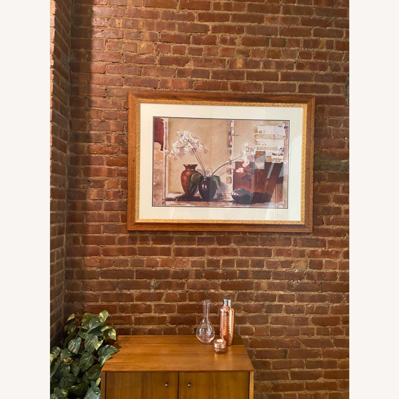 Framed artwork, Arrangement by Mari Giddings - image-0