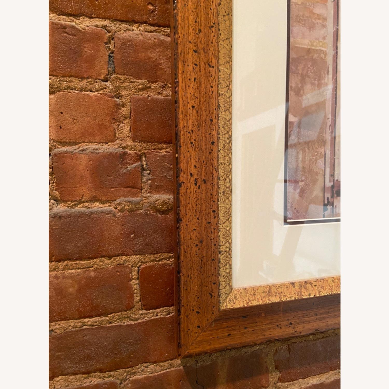 Framed artwork, Arrangement by Mari Giddings - image-2