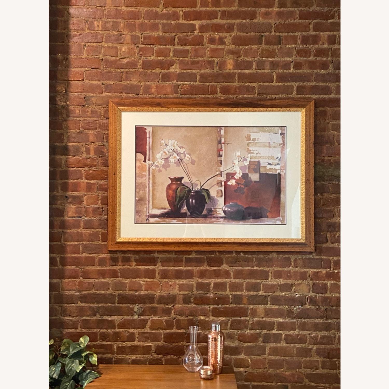 Framed artwork, Arrangement by Mari Giddings - image-1