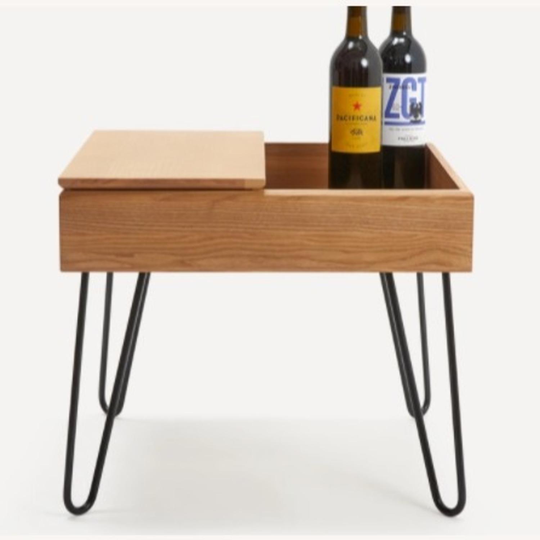 Burrow Bento Side Table Oak - image-3