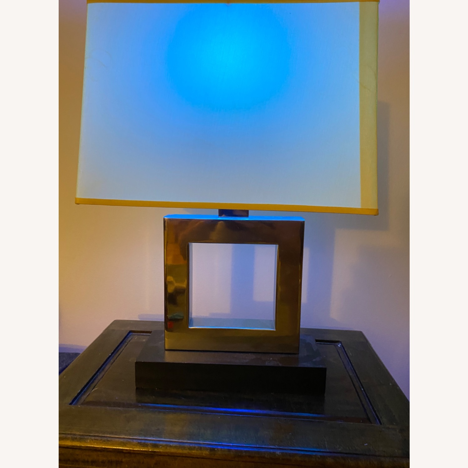 Modern Square Table Lamp - image-5