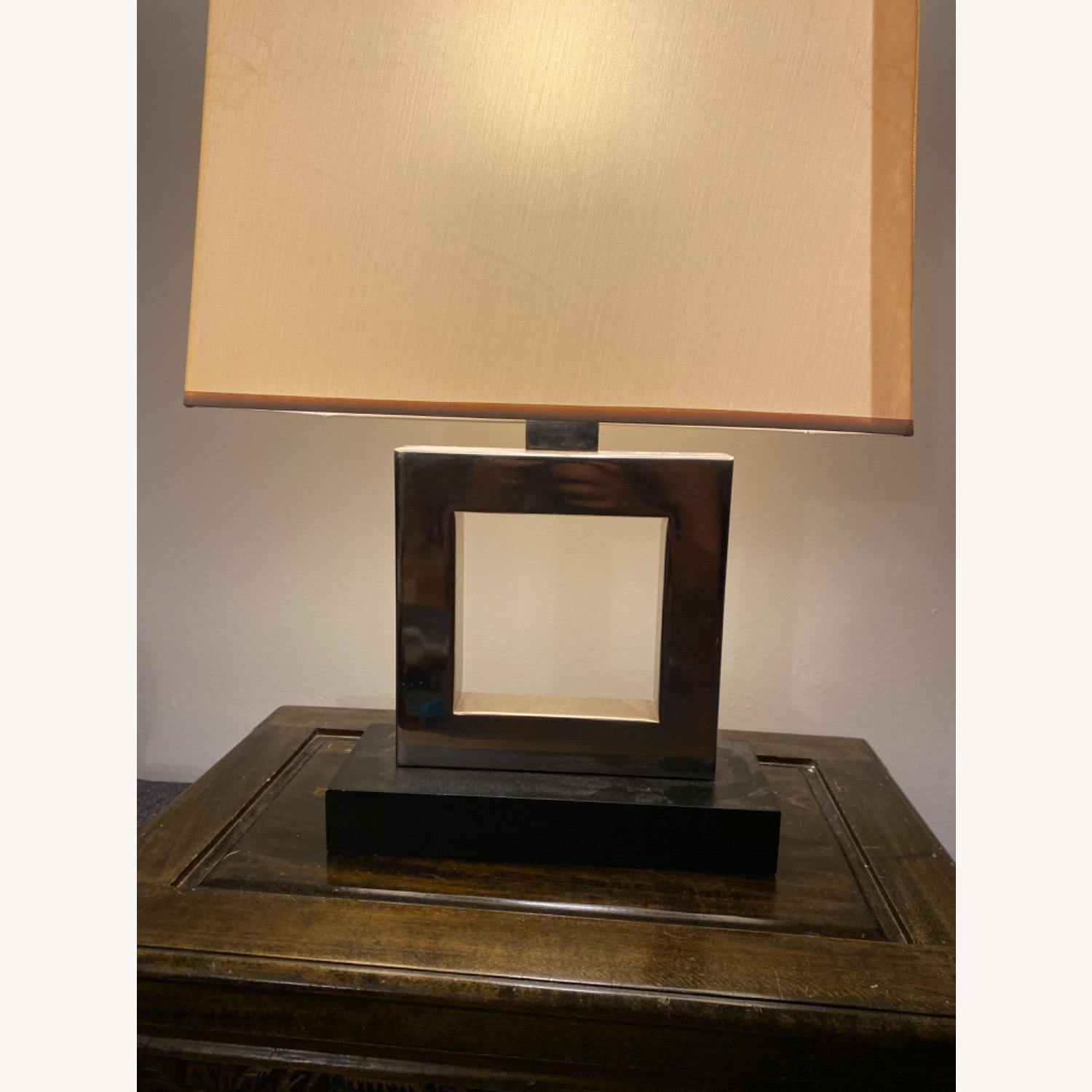 Modern Square Table Lamp - image-2