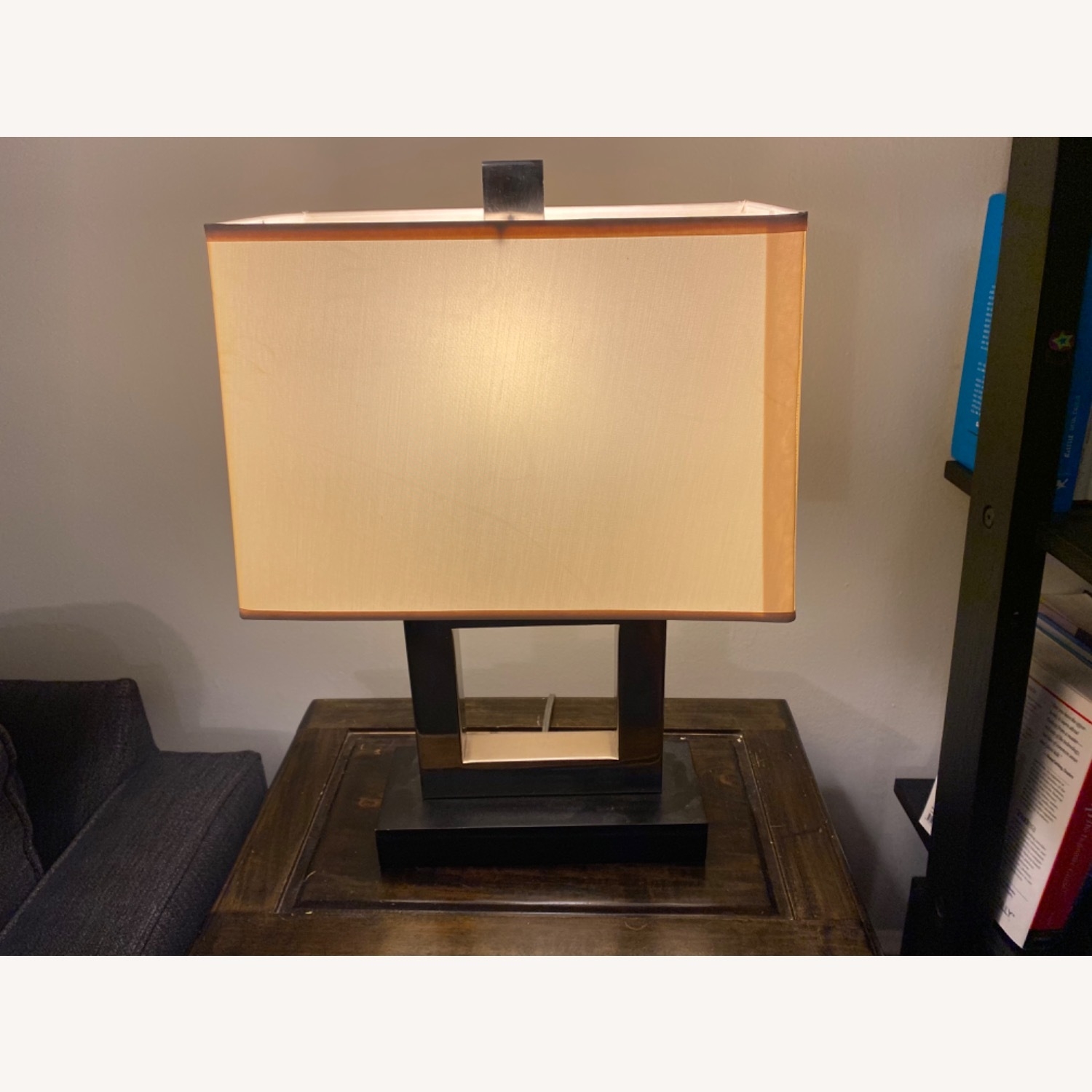 Modern Square Table Lamp - image-1
