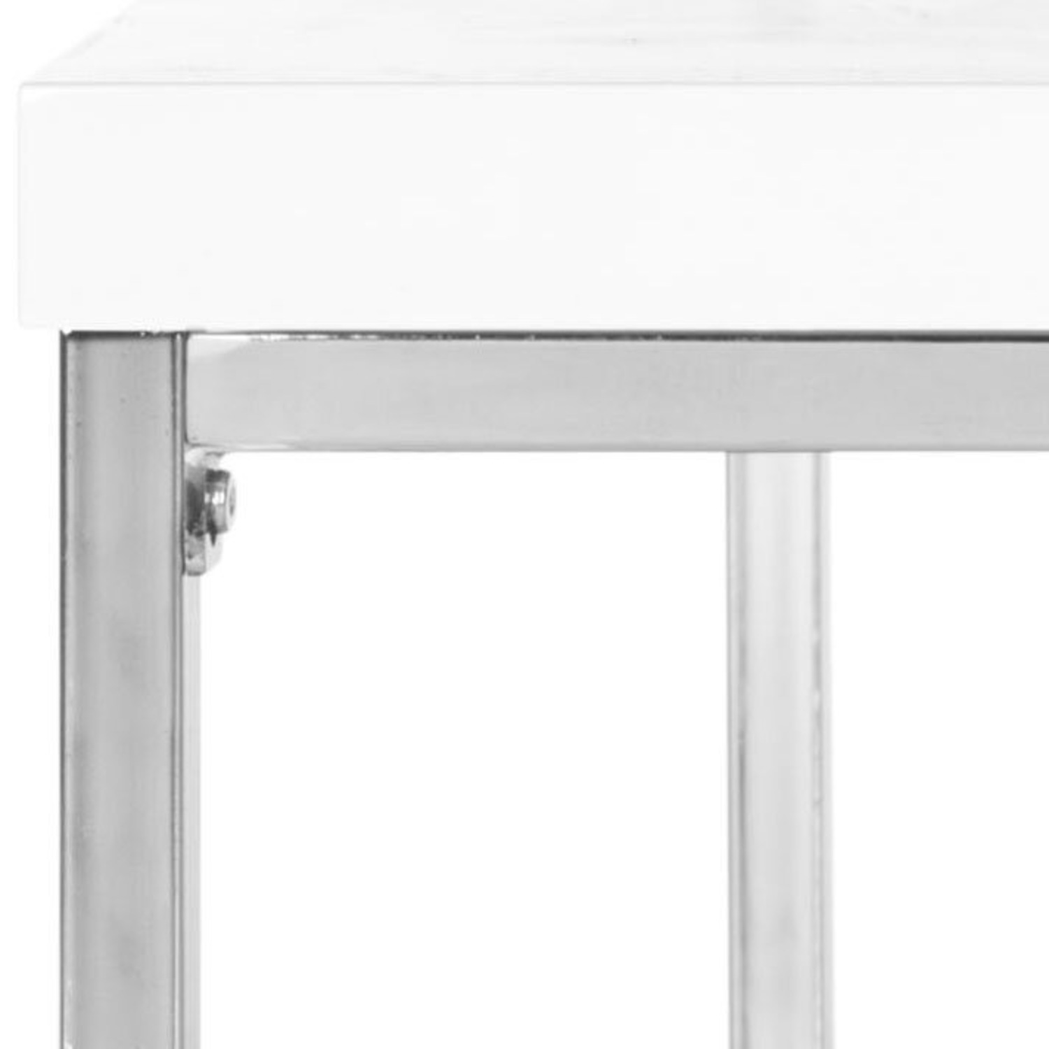 Modern Floor Coffee Table with Storage - image-3