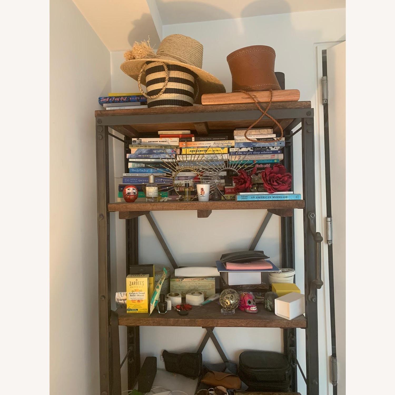 Restoration Hardware 1940S Bookcase - image-4