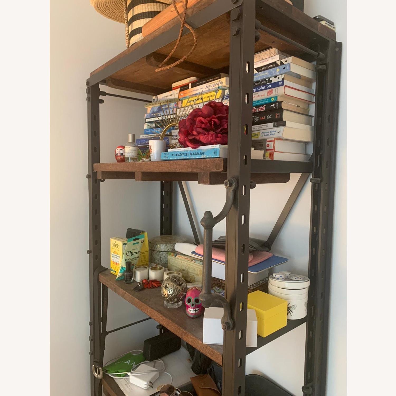 Restoration Hardware 1940S Bookcase - image-5