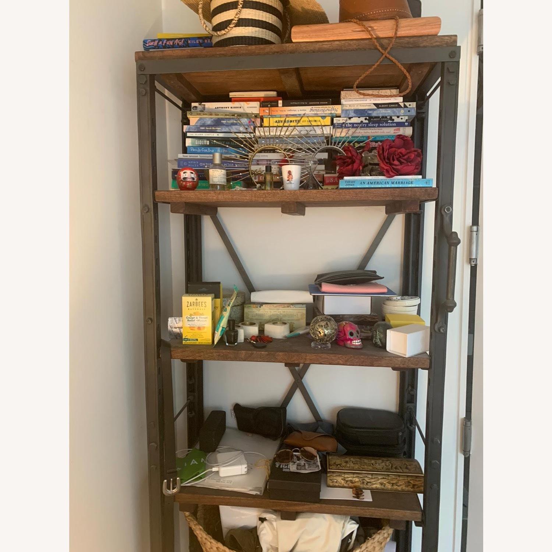 Restoration Hardware 1940S Bookcase - image-6