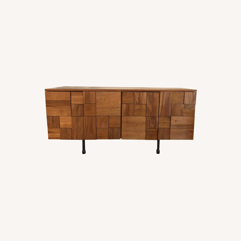 Solid Wood Crendenza - image-0