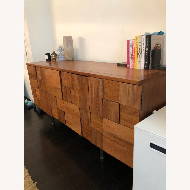 Solid Wood Crendenza - image-2