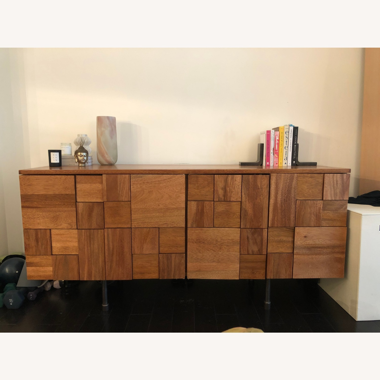 Solid Wood Crendenza - image-1