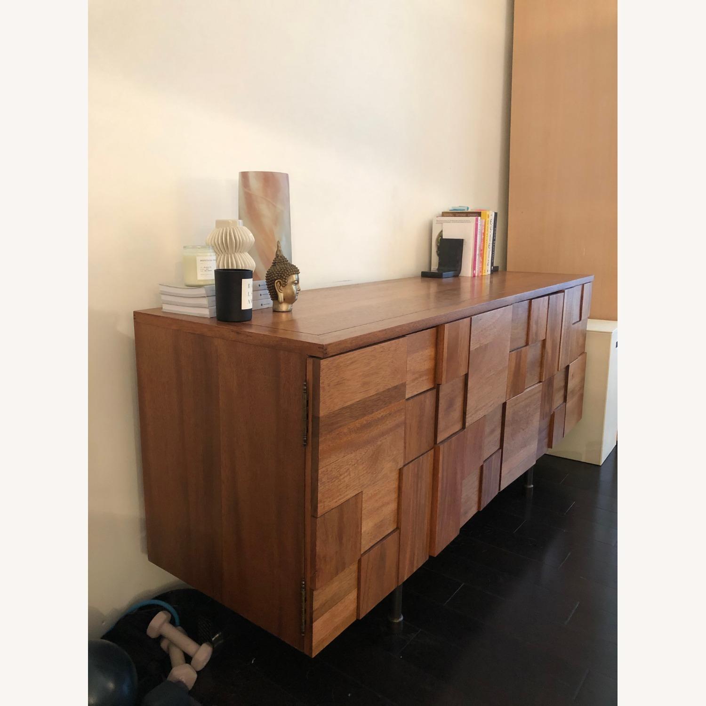 Solid Wood Crendenza - image-3