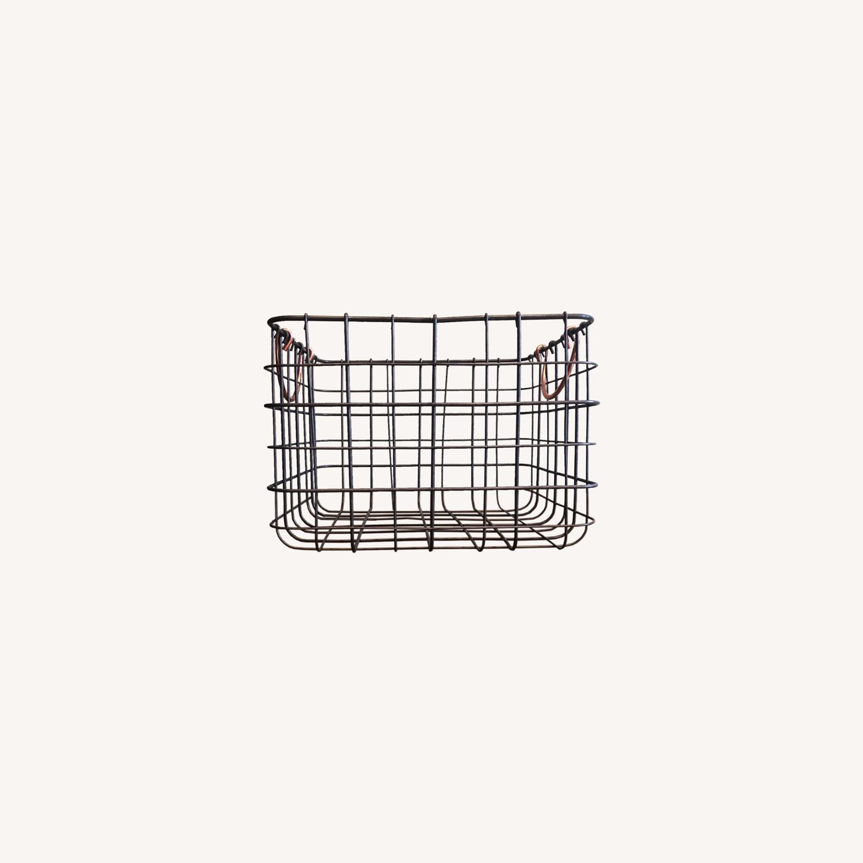 Metal Storage Baskets - image-0