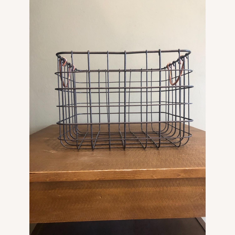 Metal Storage Baskets - image-3