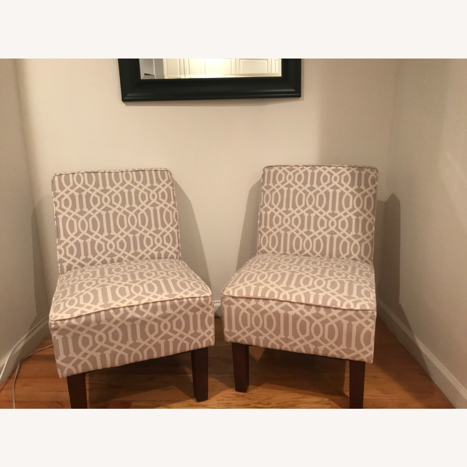Lovely Conversational Accent Chairs - image-1