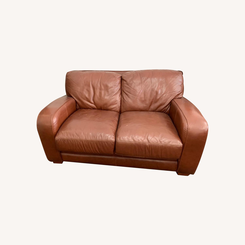 Raymour & Flanigan 2 Seater Sofa - image-0