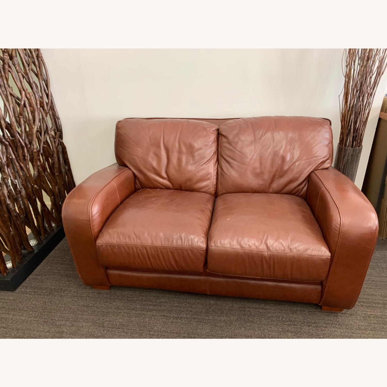 Raymour & Flanigan 2 Seater Sofa - image-1