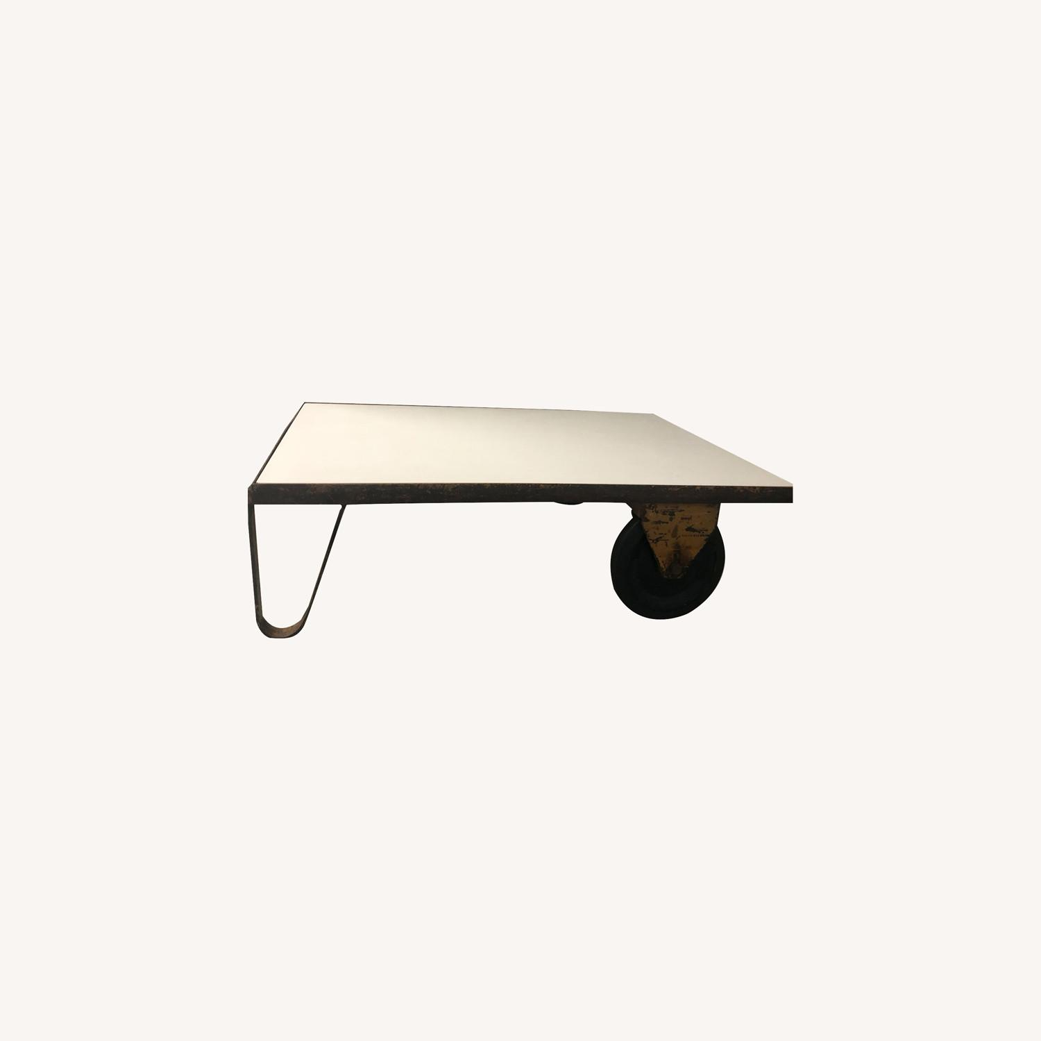 Industrial Warehouse Coffee Table - image-0