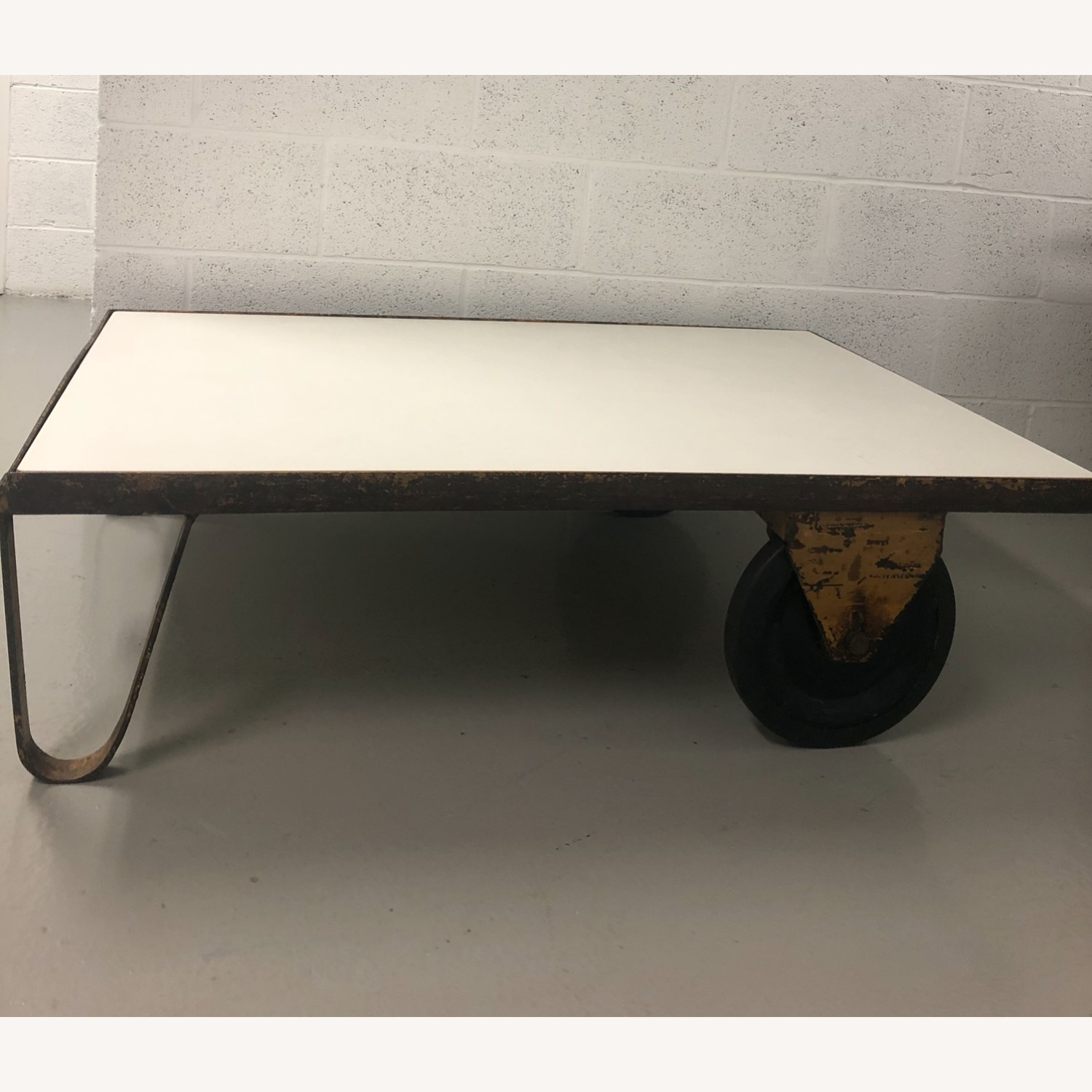 Industrial Warehouse Coffee Table - image-1