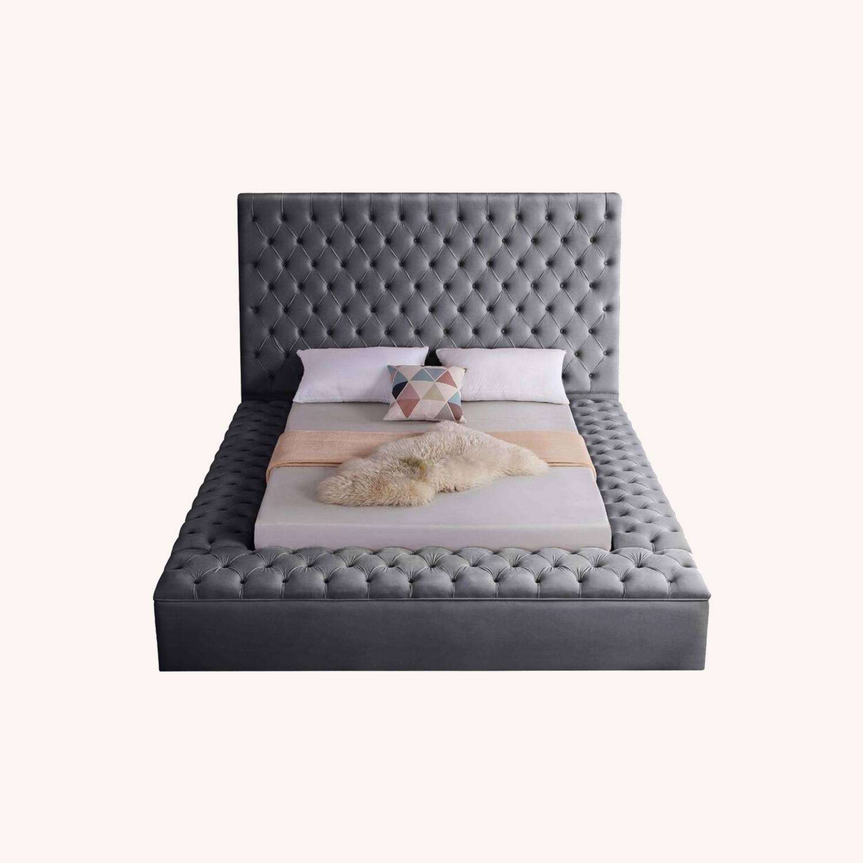 Wayfair Geralyn Upholstered Storage Platform Bed - image-0