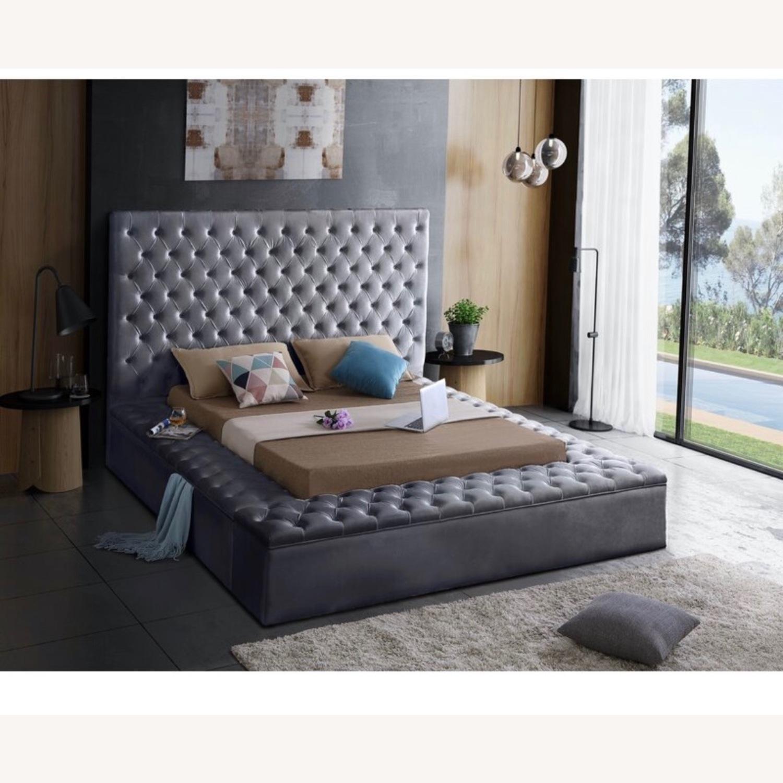 Wayfair Geralyn Upholstered Storage Platform Bed - image-1