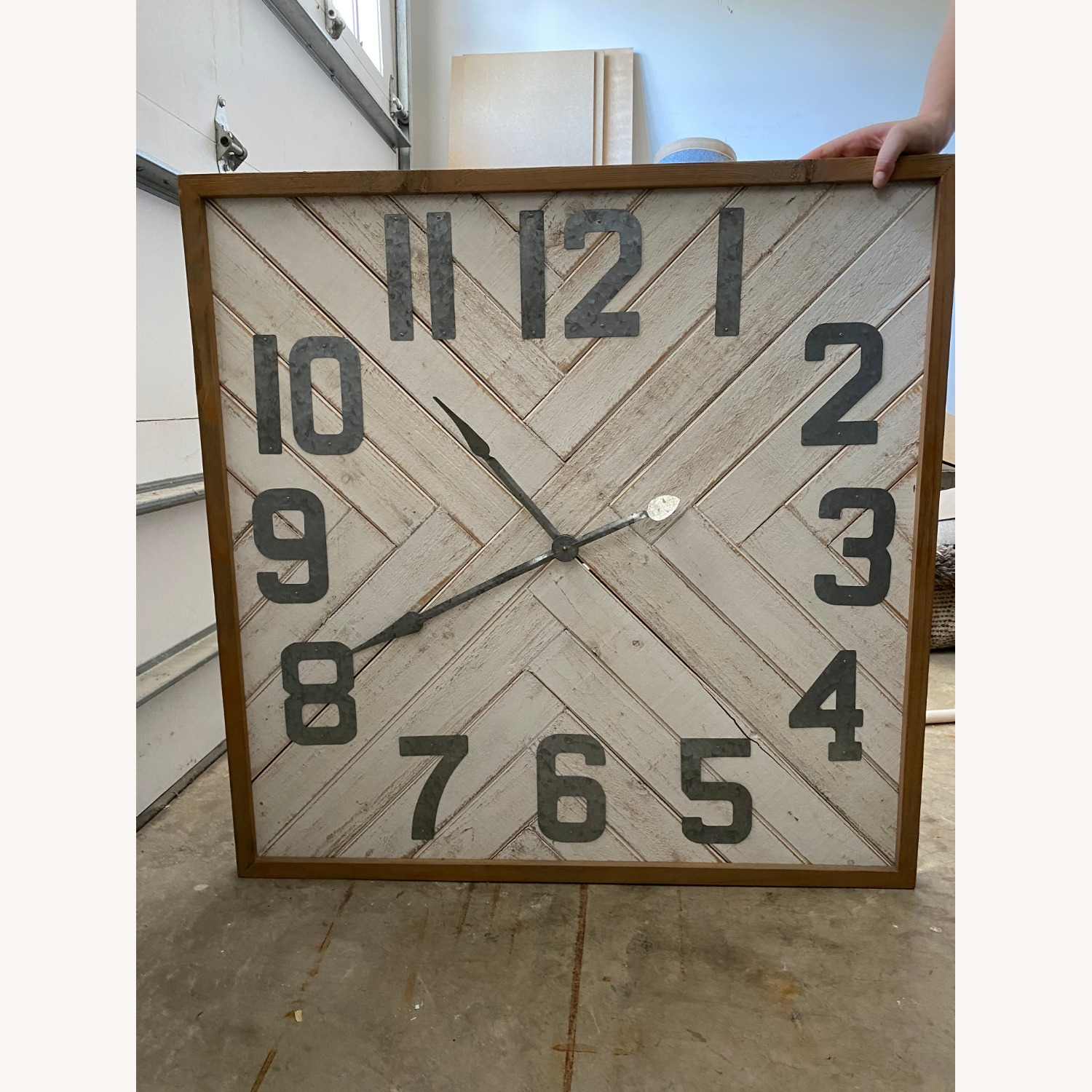 Working Clock Wall Art - image-1