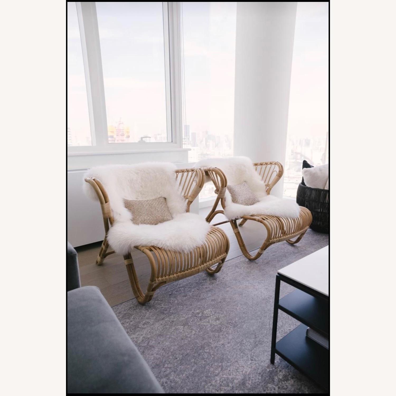 Sika Design Viggo Boesen Fox Lounge Chairs - image-1