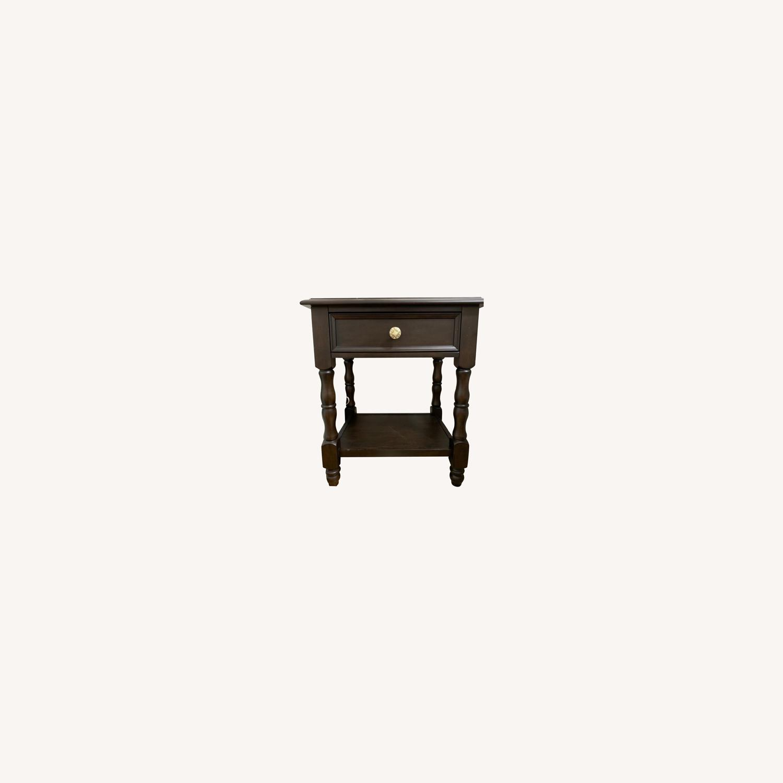Pottery Barn Side Table - image-0