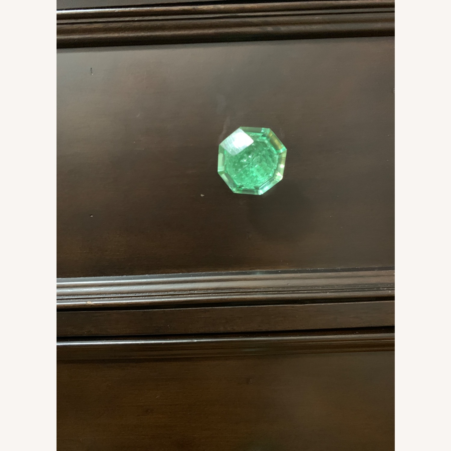 Pottery Barn Dresser with Anthropologie knobs - image-5
