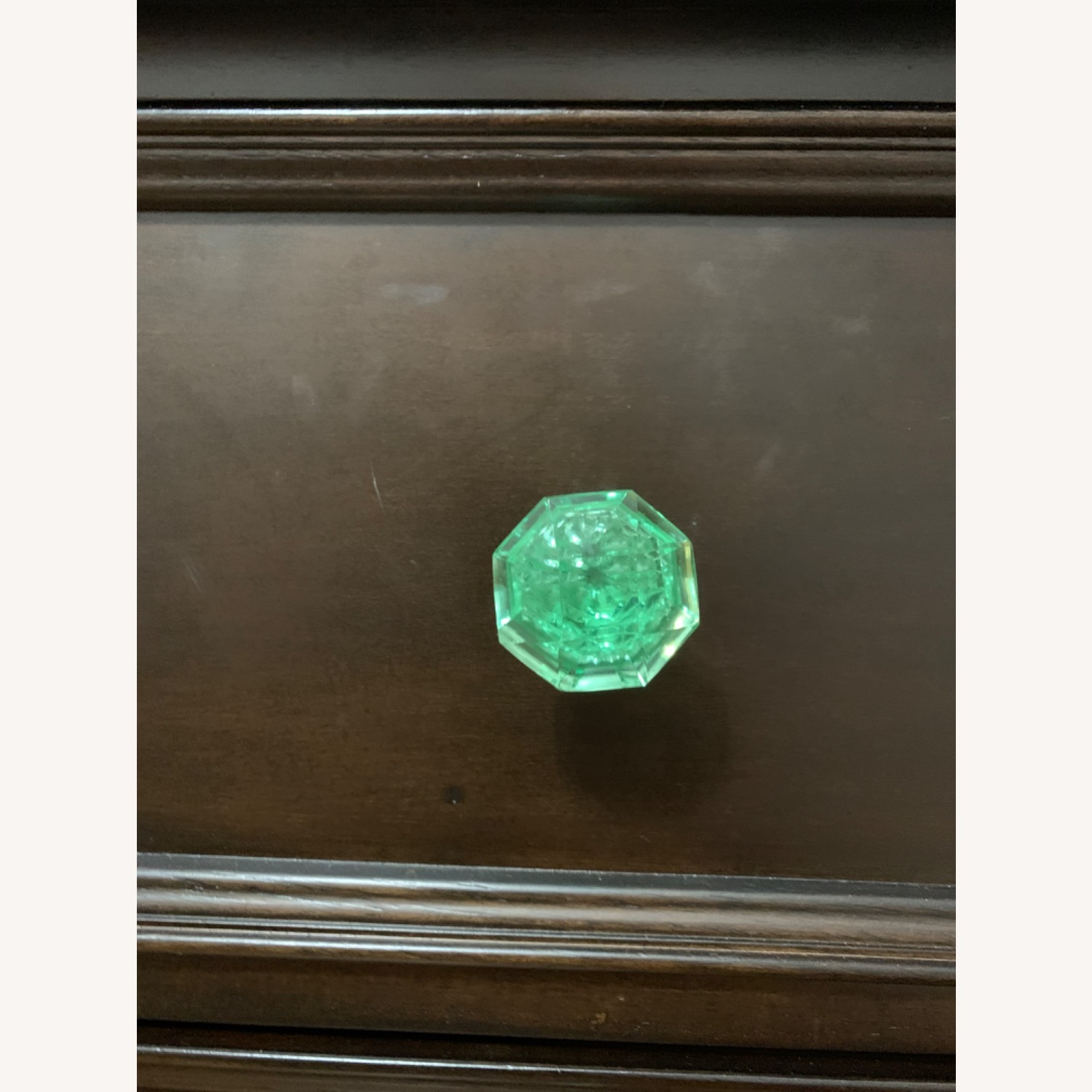 Pottery Barn Dresser with Anthropologie knobs - image-4