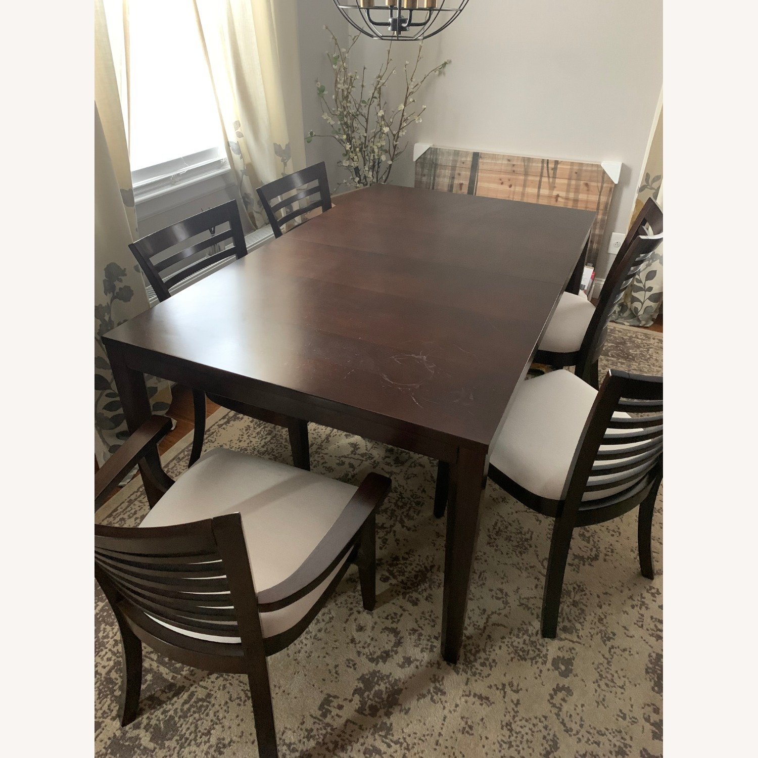 5 Peice Dining Set Plus an Arm Chair - image-3