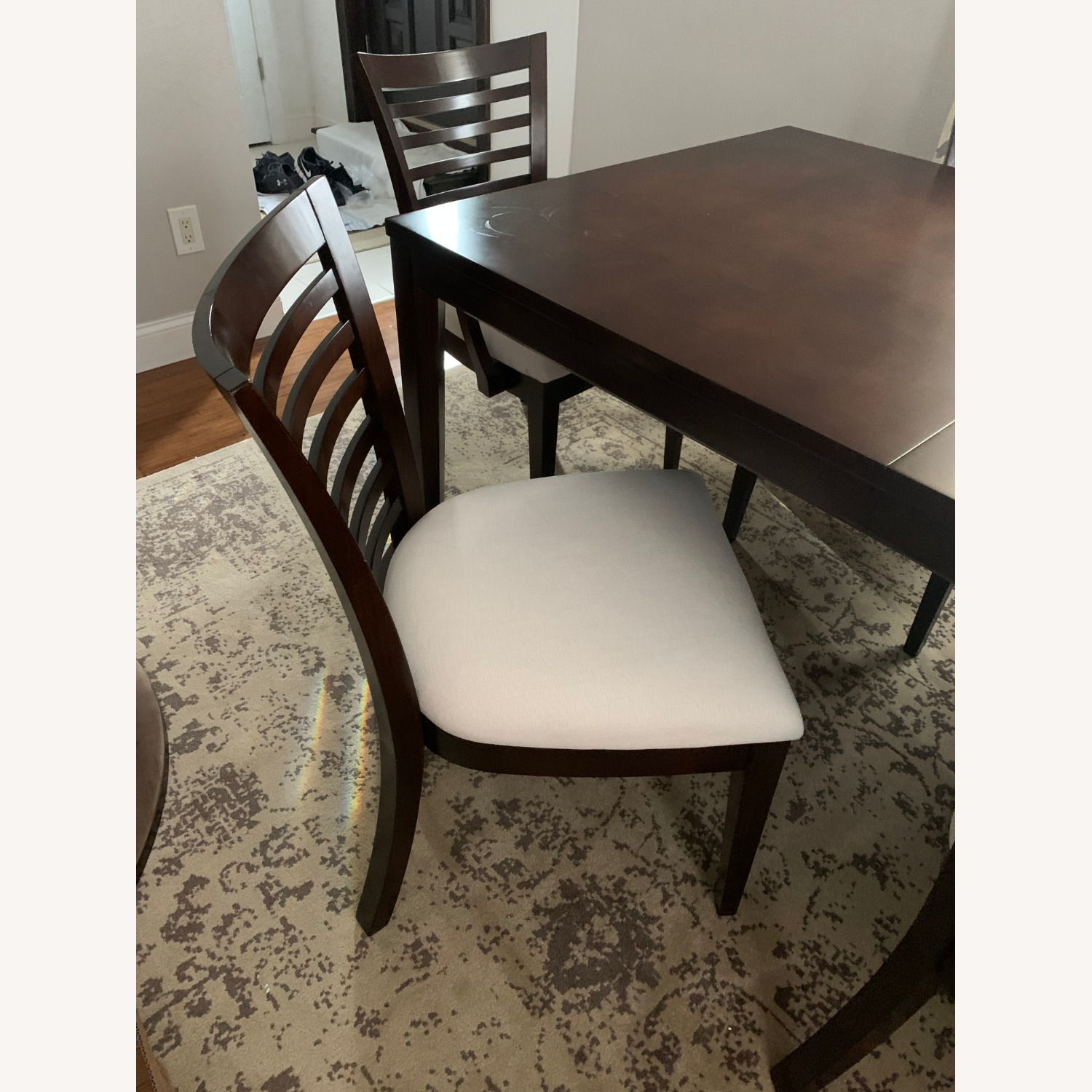 5 Peice Dining Set Plus an Arm Chair - image-2
