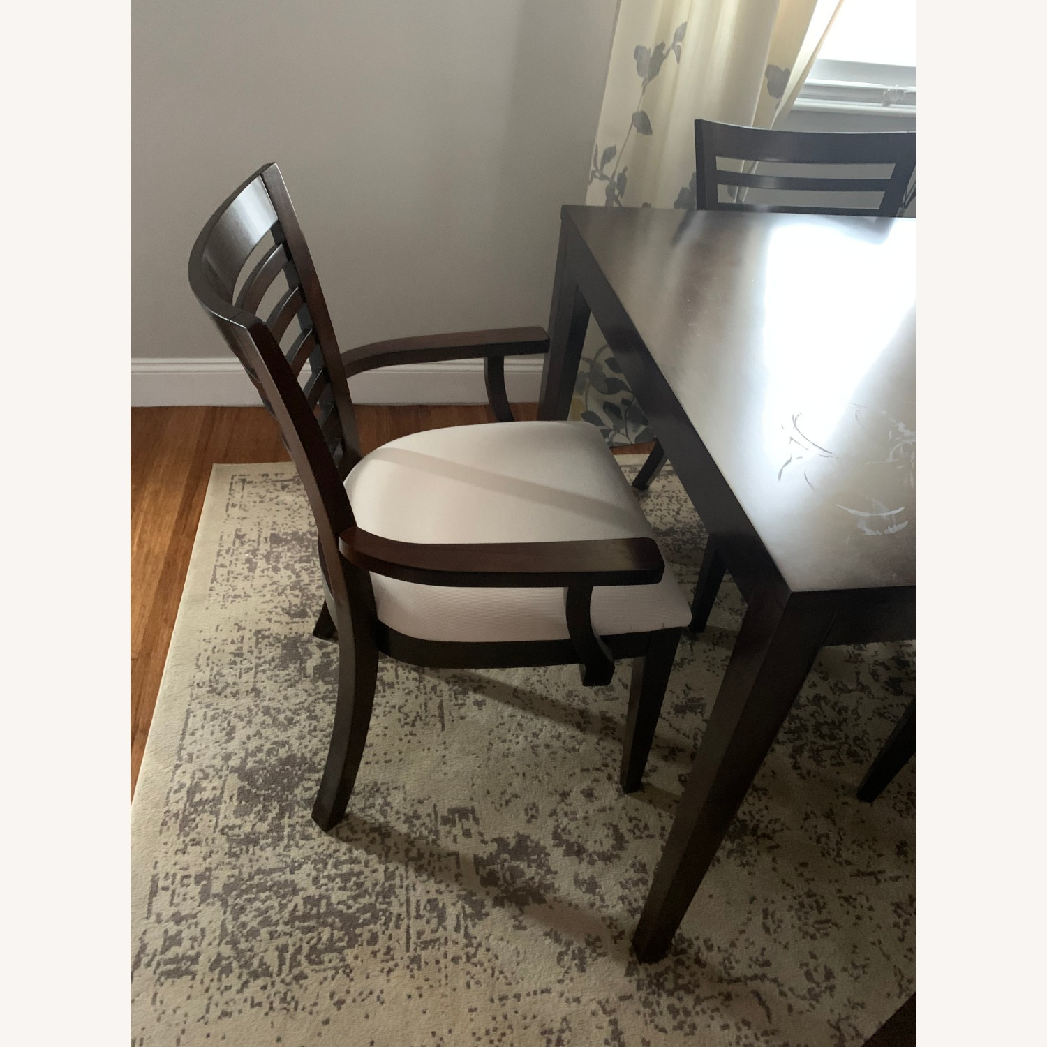 5 Peice Dining Set Plus an Arm Chair - image-4
