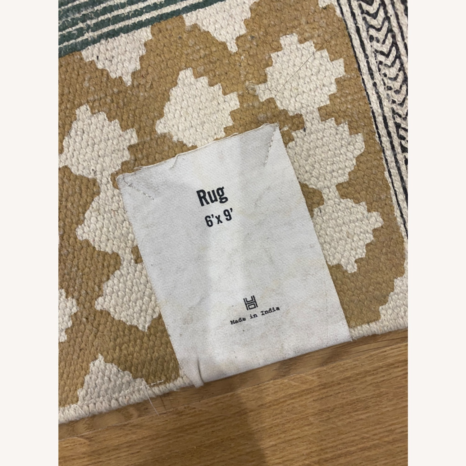 Urban Outfitters Cotton Blend Rug - image-2