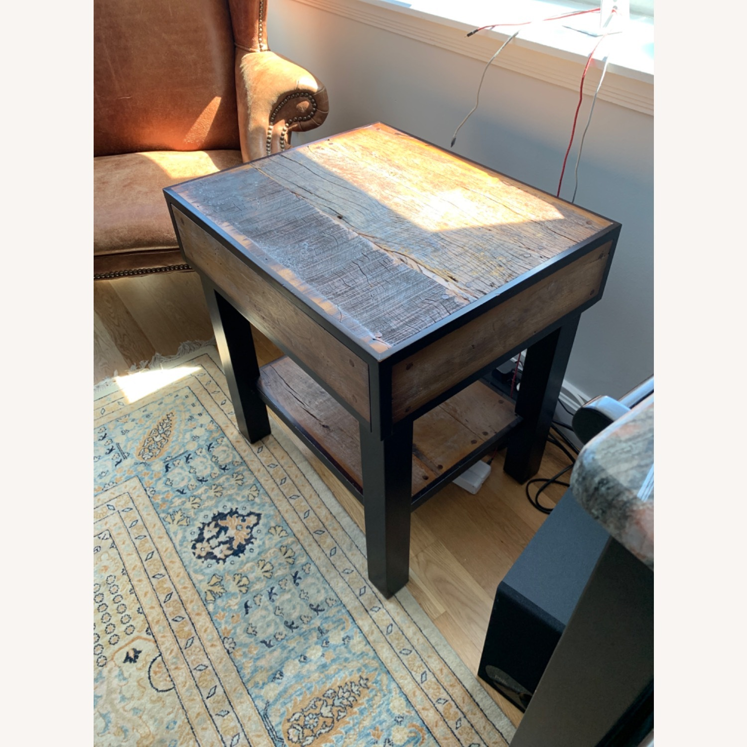 ABC Carpet and Home Wooden End Table - image-4