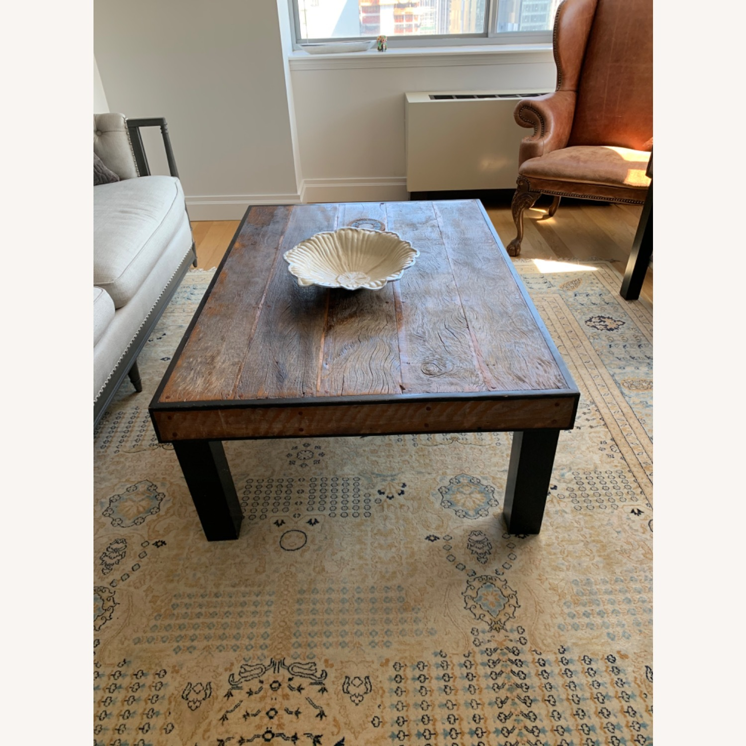 ABC Carpet and Home Wooden Coffee Table - image-2