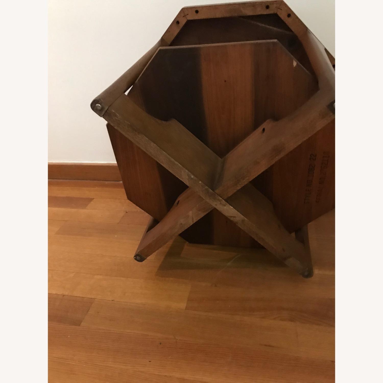 Walnut Mid-Century Modern Coffee Table - image-5