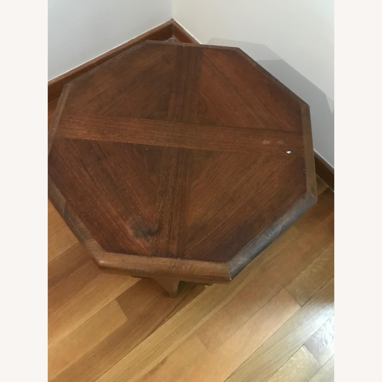 Walnut Mid-Century Modern Coffee Table - image-4