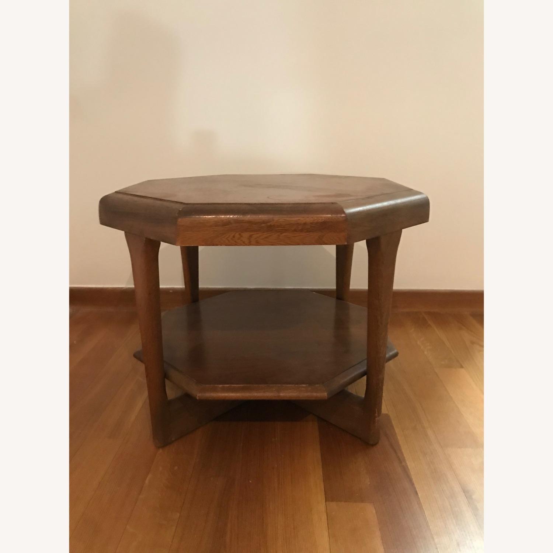 Walnut Mid-Century Modern Coffee Table - image-2