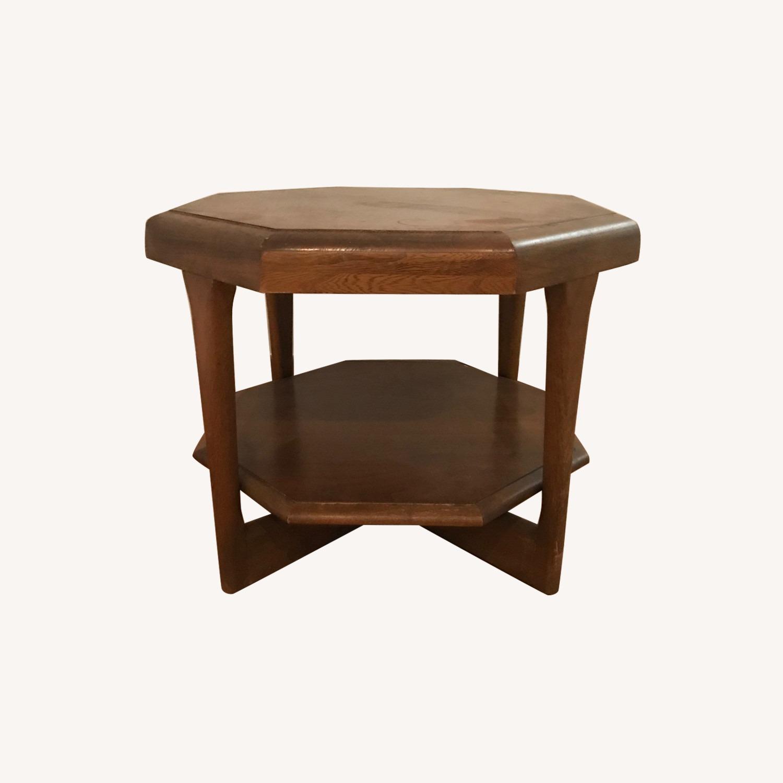 Walnut Mid-Century Modern Coffee Table - image-3