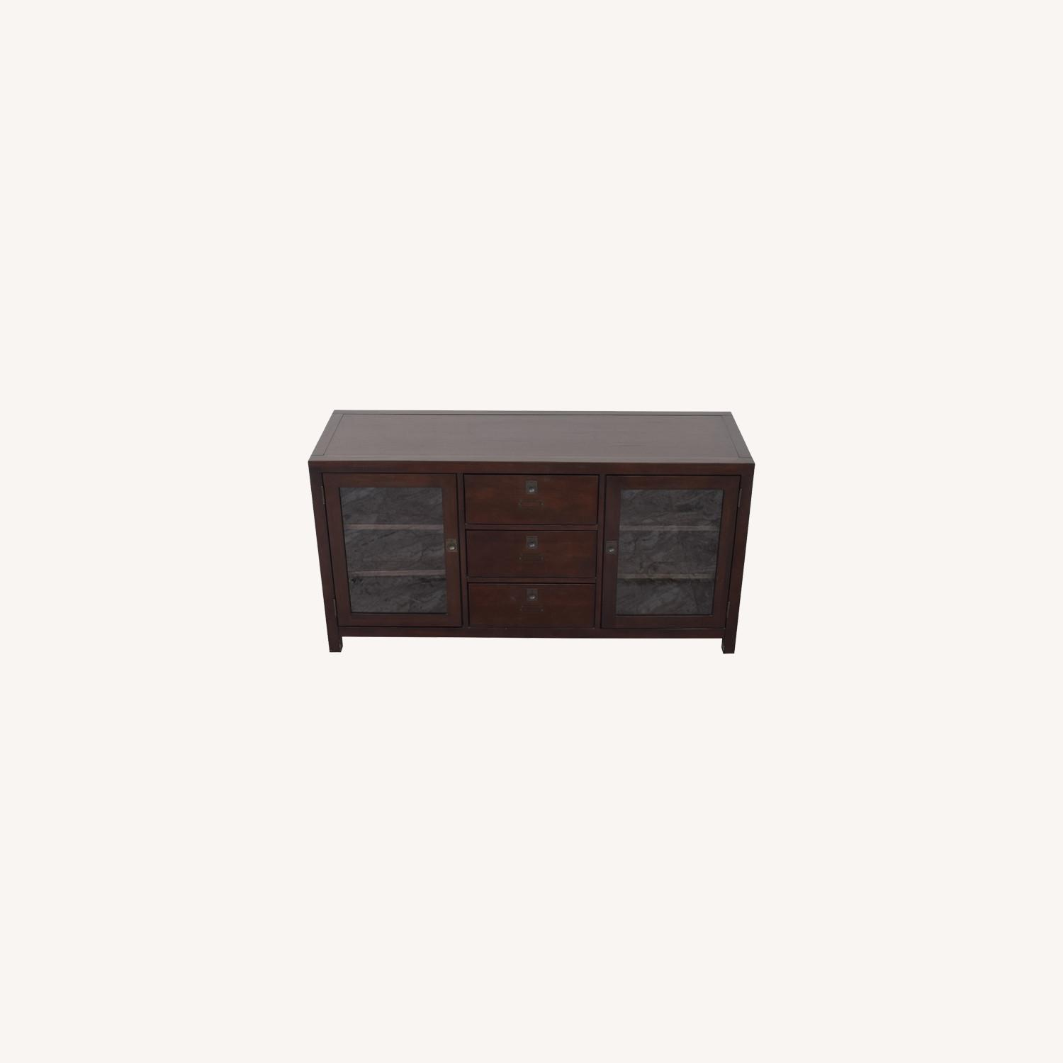 Pottery Barn Rhys Media Console - image-0