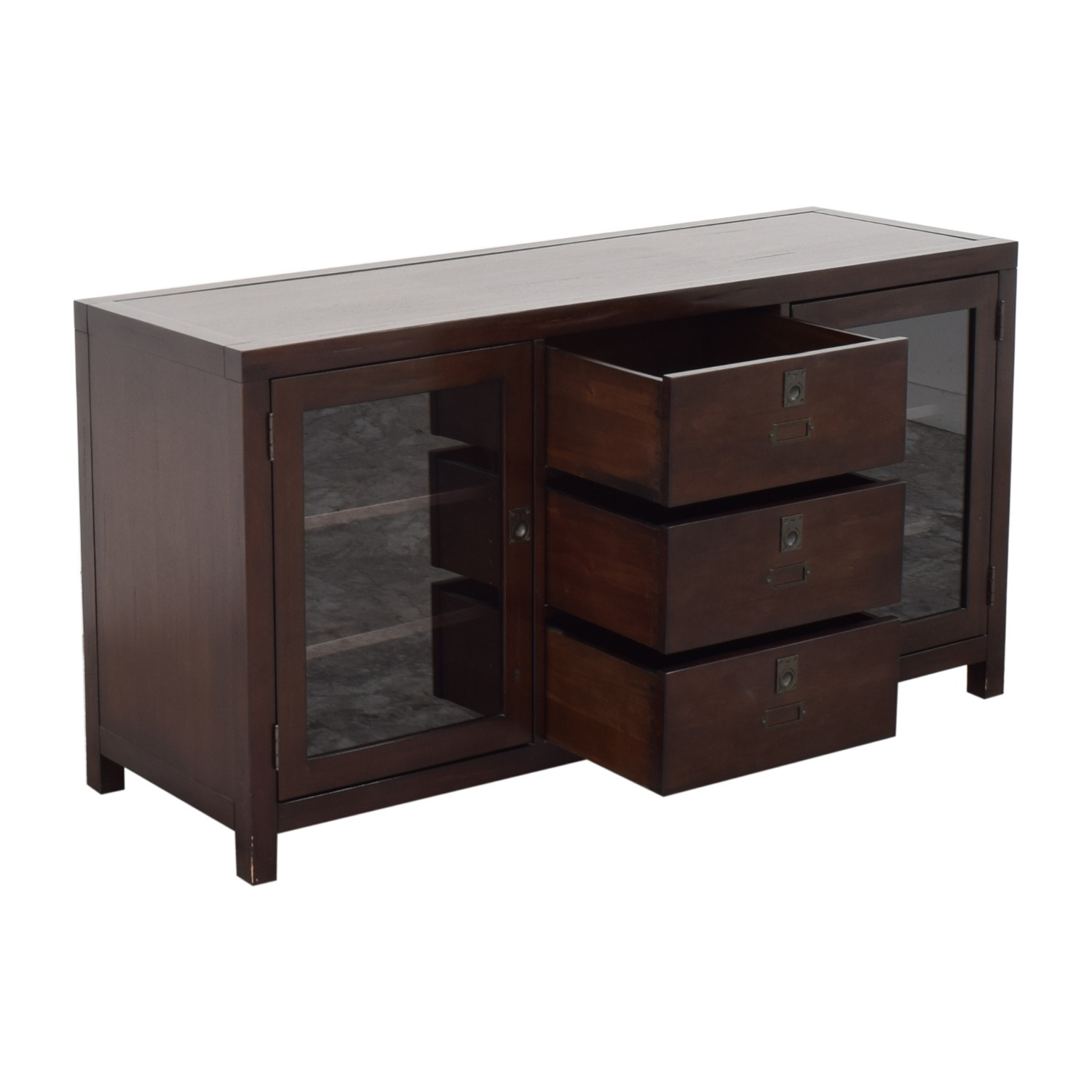 Pottery Barn Rhys Media Console - image-5