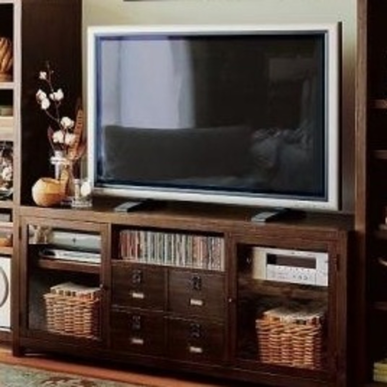 Pottery Barn Rhys Media Console - image-8