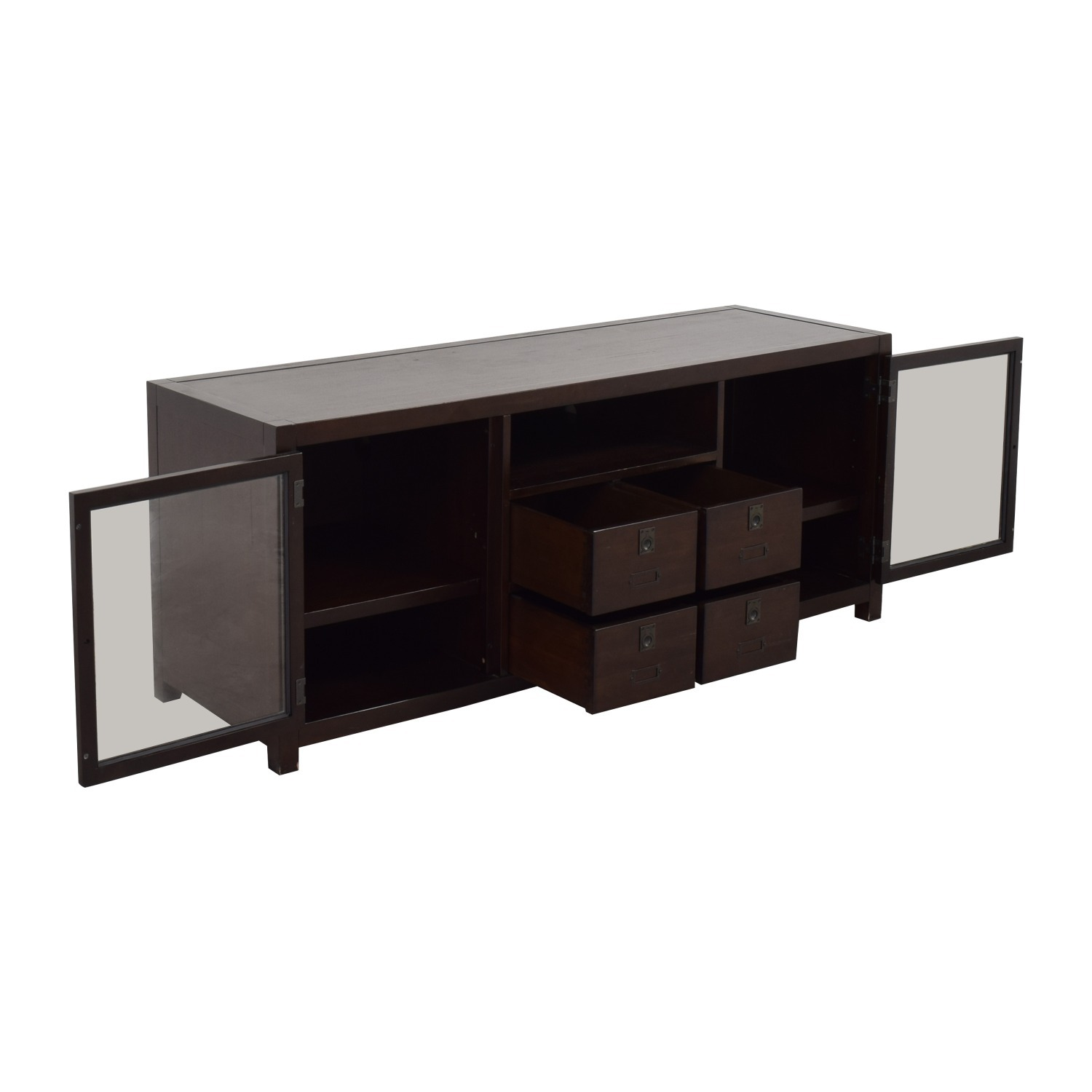 Pottery Barn Rhys Media Console - image-3