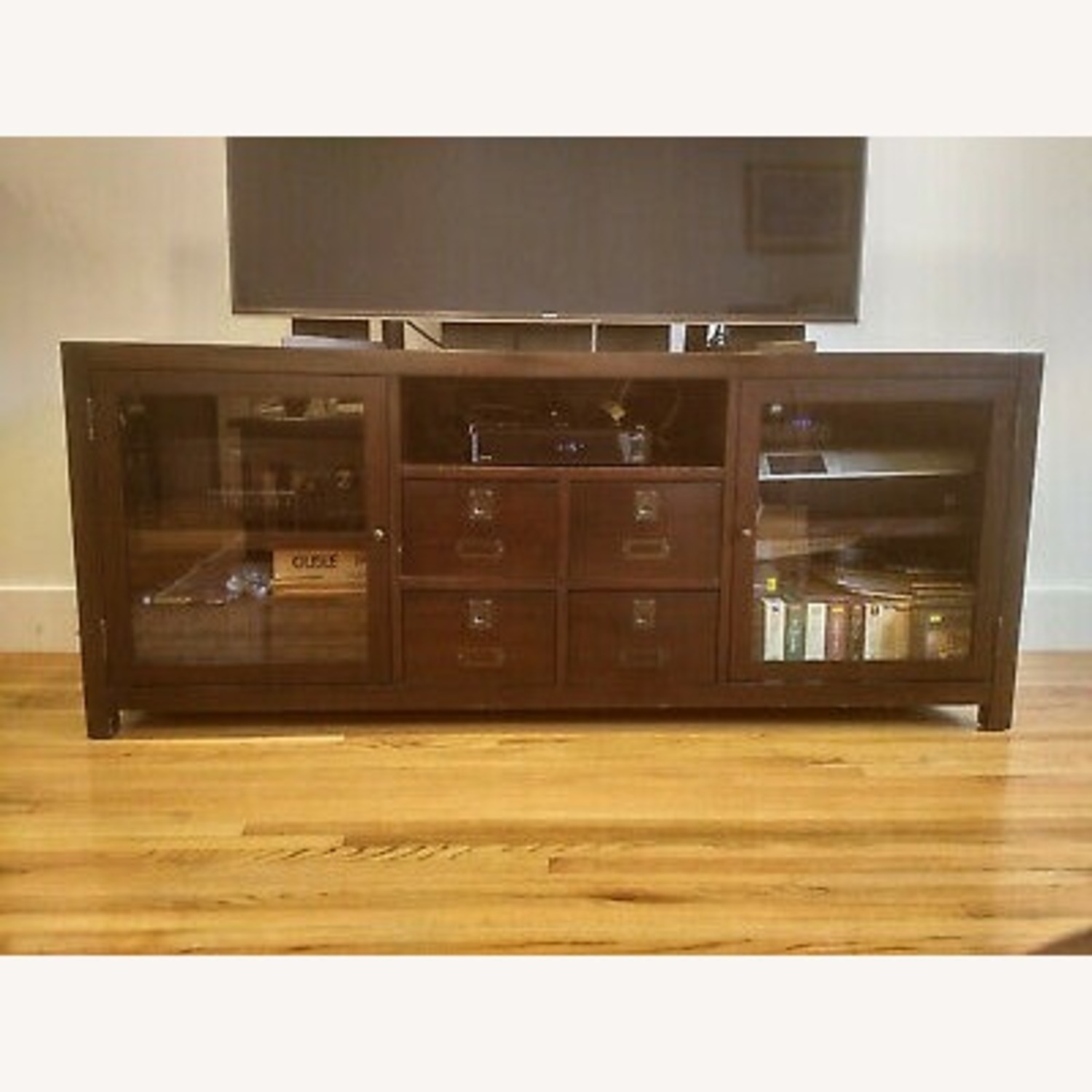 Pottery Barn Rhys Media Console - image-2