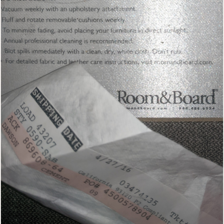 Room & Board Dawson Sofa - image-1