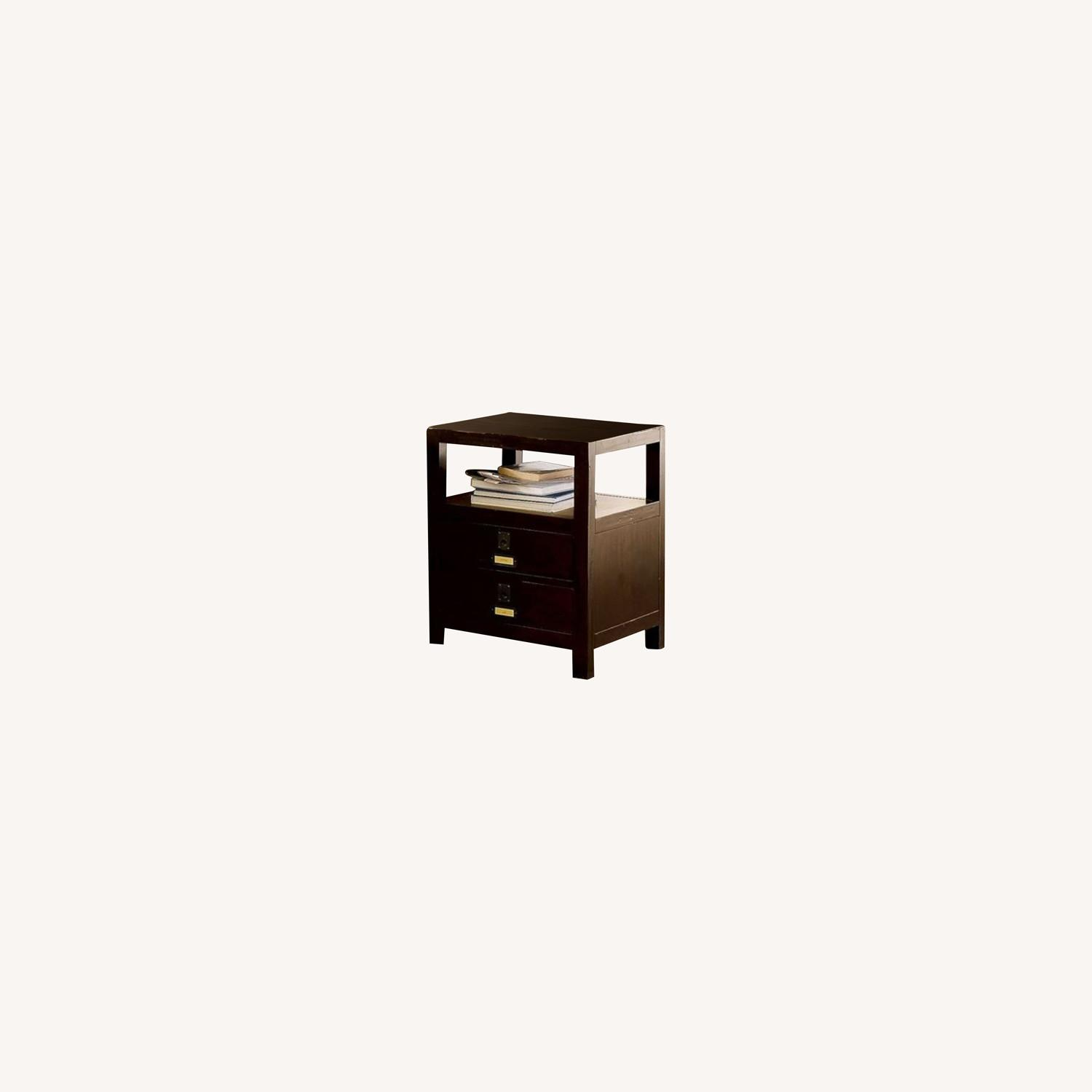 Pottery Barn Rhys Side Table / End Table - image-0