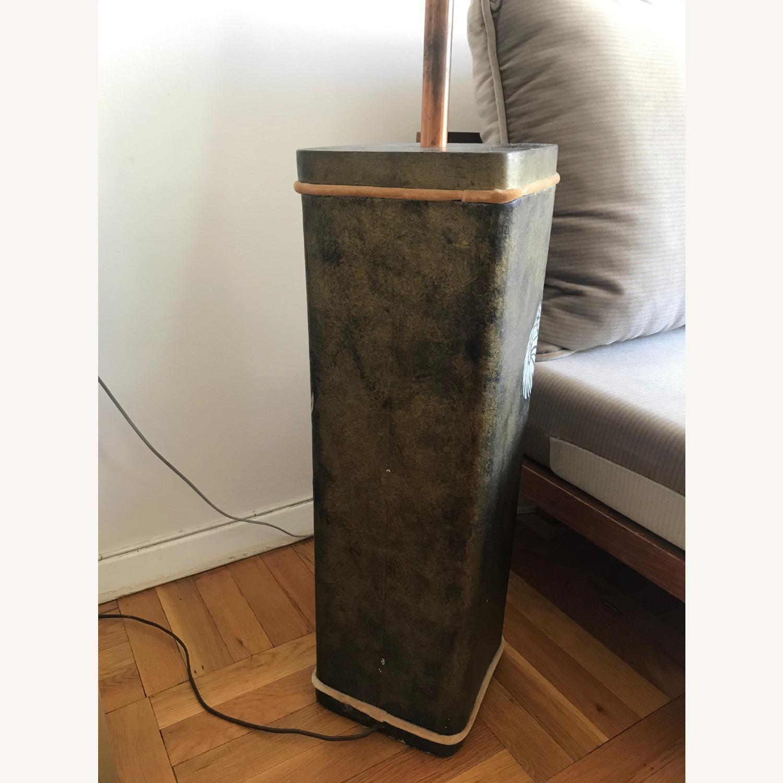 Unique Vintage Floor Lamp - image-2